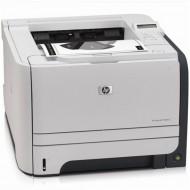 Imprimanta Laser Monocrom HP LaserJet P2055DN, Duplex, A4, 35 ppm, 1200 x 1200 dpi, USB, Retea, cu Cartus NOU Compatibil de 6500 Pagini