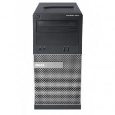 Dell OptiPlex 3010 Tower, Intel i3-2100 3.10GHz, 4GB DDR3, 250GB SATA, DVD-ROM