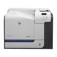 Imprimanta Laser Color Hp 500 M551N, A4, USB, Retea, 33 ppm, 1200 x 1200 dpi, Tonere Noi