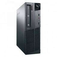 Calculator Lenovo M81 SFF, Intel Core i3-2100 3.10GHz, 4GB DDR3, 250GB SATA, DVD-ROM