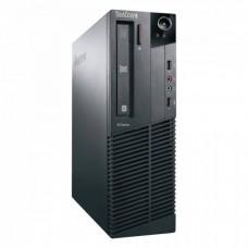 Calculator Lenovo M81 SFF, Intel Core i5-2400 3.10GHz, 8GB DDR3, 120GB SSD, DVD-RW