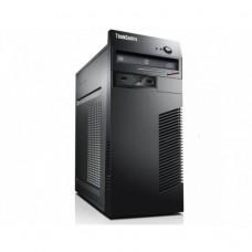 Calculator Lenovo ThinkCentre M71e Tower, Intel Core i5-2400 3.10GHz, 8GB DDR3, 120GB SSD + 500GB HDD, Placa video Gaming AMD Radeon R7 350 4GB GDDR5 128-Bit, DVD-ROM