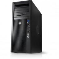 Workstation HP Z420, CPU Intel Xeon E5-1620 V2 3.70GHz - 3.90GHz Quad Core, 16GB DDR3 ECC, 240GB SDD, nVidia Quadro K2200/4GB GDDR5, DVD-RW