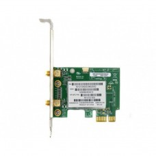Placa retea wireless, 2 antene, slot PCI-E X1, low profile pentru SFF, diverse modele, second hand