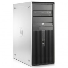 Calculator HP DC7800 Tower, Intel Core 2 Duo E5400 2.70GHz, 4GB DDR2, 160GB SATA, DVD-RW