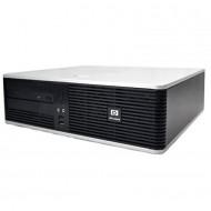 Calculator HP DC5800 SFF, Intel Core 2 Duo E8500 3.16GHz, 4GB DDR2, 250GB SATA, DVD-RW