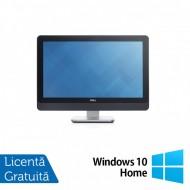 All In One DELL 9020, 23 Inch Full HD, Intel Core i5-4670S 3.10GHz, 4GB DDR3, 120GB SSD + Windows 10 Home