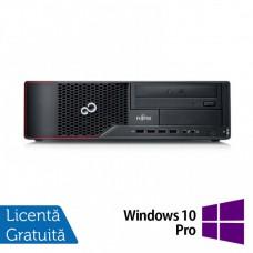 Calculator Fujitsu Esprimo E510 Desktop, Intel Core i7-3770 3.40GHz, 8GB DDR3, 500GB SATA, DVD-ROM + Windows 10 Pro
