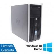 Calculator HP 6300 Pro, Intel Pentium G2020 2.90GHz, 4GB DDR3, 250GB SATA, DVD-RW + Windows 10 Home