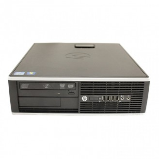 Calculator HP 8200 Elite SFF, Intel Core i7-2600 3.40GHz, 4GB DDR3, 500GB SATA, DVD-RW