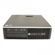 Calculator HP 8200 Elite SFF, Intel Core i7-2600 3.40GHz, 4GB DDR3, 120GB SSD, DVD-RW