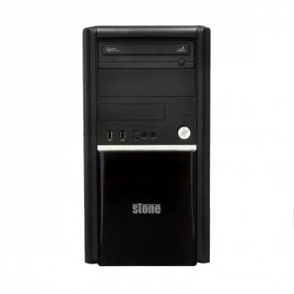 Carcasa Stone, Middle Tower, Front Panel USB/Card Reader/eSATA Hub, Ventilator 120x120, Fara Sursa