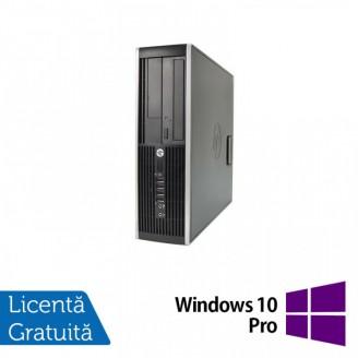 Calculator HP Compaq Elite 8300 SFF, Intel Core i7-3770 3.40GHz, 4GB DDR3, 500GB SATA, DVD-RW + Windows 10 Pro