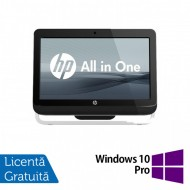 All In One HP Pro 3520, 20 Inch, Intel Core i3-3220 3.30GHz, 8GB DDR3, 500GB SATA, DVD-RW + Windows 10 Pro