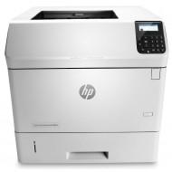 Imprimanta Laser Monocrom HP Laserjet Enterprise M605dn, Duplex, A4, 55ppm, 1200 x 1200, USB, Retea