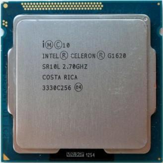 Procesor Intel Pentium Dual Core G1620 2.70GHz, 2MB Cache, Socket LGA 1155