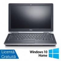 Laptop DELL Latitude E6330, Intel i5-3340M 2.70GHz, 4GB DDR3, 500GB SATA, DVD-RW, 13.3 Inch, Webcam + Windows 10 Home