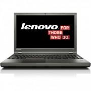 Laptop LENOVO ThinkPad T540p, Intel Core i7-4810MQ 2.80GHz, 8GB DDR3, 240GB SSD, DVD-RW, 15.6 Inch Full HD, Tastatura Numerica, Fara Webcam