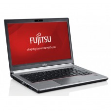 Laptop FUJITSU SIEMENS E734, Intel Core i5-4200M 2.50GHz, 4GB DDR3, 500GB SATA, DVD-RW, 13.3 Inch, Fara Webcam, Grad A-