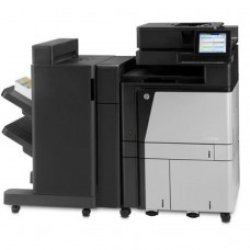 Multifunctionala Laser Color HP LaserJet Managed Flow MFP M880, Duplex, A3, 1200x1200 dpi, 46 ppm, Fax, Copiator, Scanner, USB, Retea, Finisher
