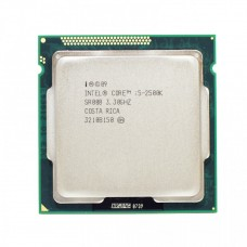 Procesor Intel Core i5-2500K 3.30GHz, 6MB Cache, Socket 1155
