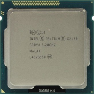 Procesor Intel Pentium Dual Core G2130 3.20GHz, 3MB Cache, Socket LGA1155