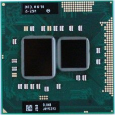 Procesor Laptop Intel Core i5-520M 2.40GHz, 3MB Cache, Socket PGA988, BGA1288