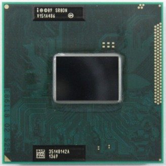 Procesor laptop Intel Core i3-2350M, 2.30GHz, 3MB Cache, Socket rPGA988B