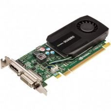 Placa video Nvidia Quadro K600, 1GB GDDR3, 128 bit, DVI, Display Port, High Profile