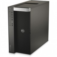 Workstation DELL Precision T7600, 2 x Intel Xeon Octa Core E5-2650 2.00GHz - 2.80GHz, 20MB Cache, 48GB DDR3 ECC, SSD 240GB + HDD 2TB SATA, RAID PERC H310, nVidia Quadro 2000 1GB