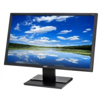 Monitor LCD Acer V246HL, 24 Inch, 1920 x 1080, DVI, VGA, Grad A-