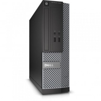 Calculator DELL OptiPlex 3010 Desktop, Intel Core i3-2100 3.10GHz, 4GB DDR3, 250GB SATA, HDMI, DVD-RW