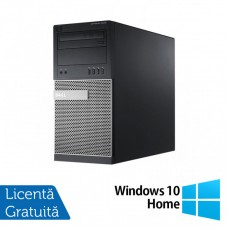 Calculator Dell OptiPlex 980 Tower, Intel Core i5-650 3.20GHz, 4GB DDR3, 320GB SATA, DVD-ROM + Windows 10 Home