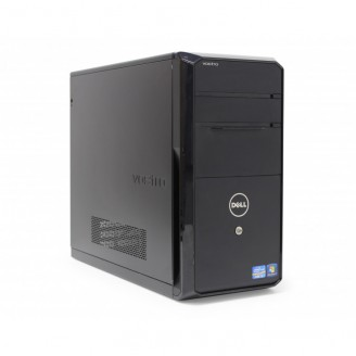Calculator DELL Vostro 460 Tower, Intel Core i7-2600 3.40GHz, 4GB DDR3, 500GB SATA, DVD-RW