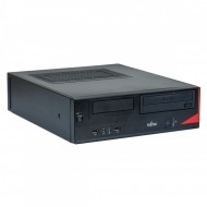 Calculator Fujitsu E520 Desktop, Intel Core i7-4770 3.40GHz, 8GB DDR3, 120GB SSD, DVD-RW