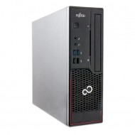 Calculator Fujitsu Esprimo C910 SFF, Intel Core i5-3470 3.20GHz, 4GB DDR3, 500GB SATA, DVD-RW