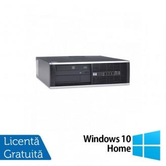 Calculator HP 4300 Pro SFF, Intel Core i5-3470s 2.90GHz, 4GB DDR3, 500GB SATA, DVD-RW + Windows 10 Home