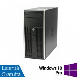 Calculator HP Compaq 6200 Pro Tower, Intel Core i5-2400 3.10GHz, 8GB DDR3, 500GB SATA, DVD-RW + Windows 10 Pro