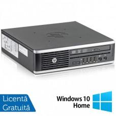 Calculator HP 8300 USDT, Intel Core i5-3470S 2.90GHz, 4GB DDR3, 500GB SATA, DVD-RW + Windows 10 Home