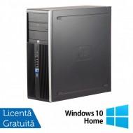 Calculator HP 8300 Tower, Intel Core i5-3470 3.20GHz, 4GB DDR3, 500GB SATA + Windows 10 Home