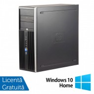 Calculator HP 8300 Tower, Intel Core i5-3470 3.20GHz, 8GB DDR3, 120GB SSD + Windows 10 Home
