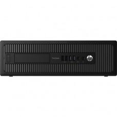 Calculator HP Prodesk 600 G1 SFF, Intel Core i3-4130 3.40GHz, 4GB DDR3, 500GB SATA, DVD-RW