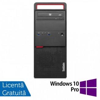 Calculator LENOVO M800 Tower, Intel Core i5-6500 3.20GHz, 8GB DDR4, 120GB SSD + 500GB HDD, DVD-RW + Windows 10 Pro