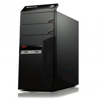 Calculator LENOVO ThinkCentre A58 Tower, Intel Core2 Quad Q6600 2.40GHz, 4GB DDR2, 320GB SATA, DVD-RW