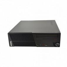 Calculator Lenovo ThinkCentre M71e SFF, Intel Core i3-2100 3.10GHz, 4GB DDR3, 250GB SATA, DVD-ROM