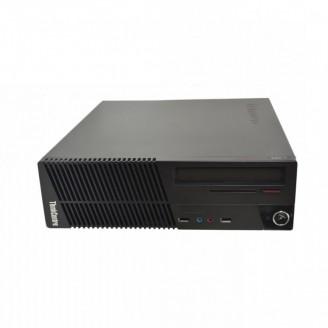 Calculator Lenovo ThinkCentre M71e SFF, Intel Core i5-2400 3.10GHz, 4GB DDR3, 250GB SATA, DVD-ROM