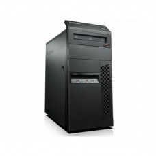 Calculator LENOVO ThinkCentre M81 Tower, Intel Pentium G620 2.60GHz, 4GB DDR3, 250GB SATA, DVD-RW