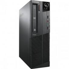 Calculator LENOVO Thinkcentre M91P SFF, Intel Core i5-2400 3.10GHz, 4GB DDR3, 500GB SATA, DVD-RW