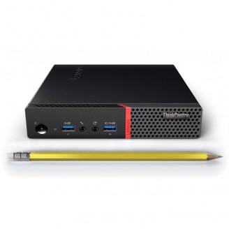 Calculator Mini PC Lenovo ThinkCentre M700, Intel Core i7-6700T 2.80GHz, 8GB DDR4, 240GB SSD
