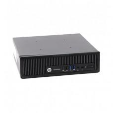 Calculator HP EliteDesk 800 G1 USDT, Intel i5-4590s 3.00GHz, 4GB DDR3, 320GB SATA